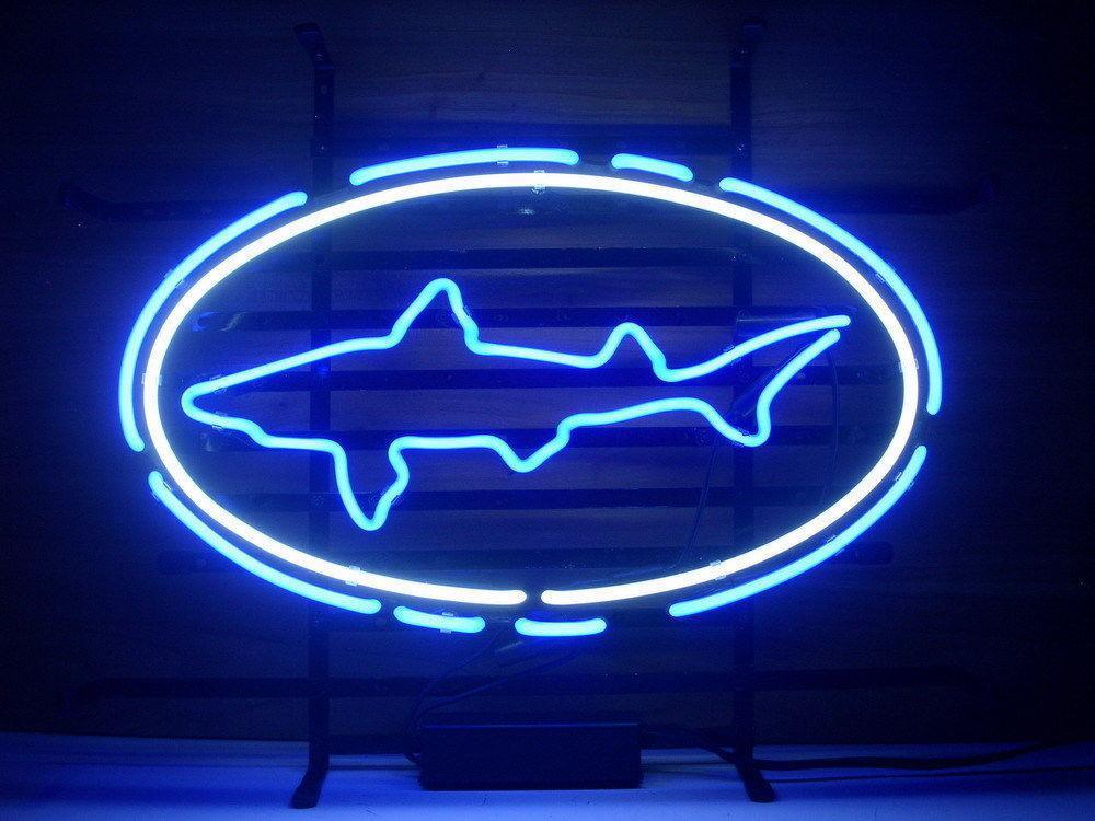 Dog Fish Neon Sign – DIY Neon Signs – Custom Neon Signs USA - photo#16