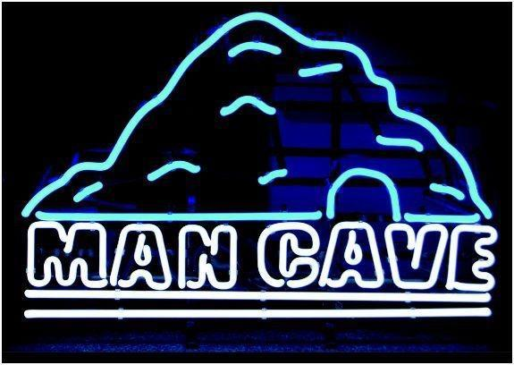 Man Cave Neon Sign Tube Neon Light – DIY Neon Signs