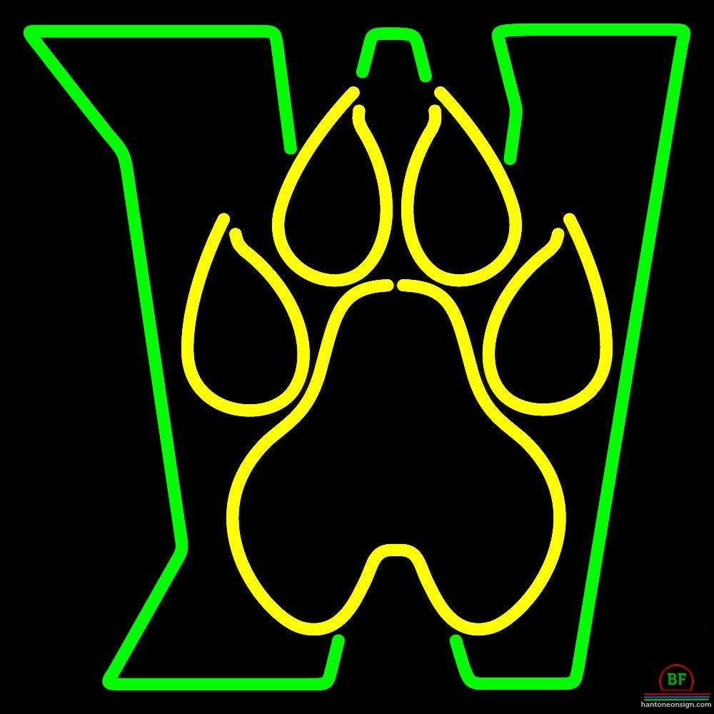 Wright State Raiders Neon Sign NCAA Teams Neon Light – DIY