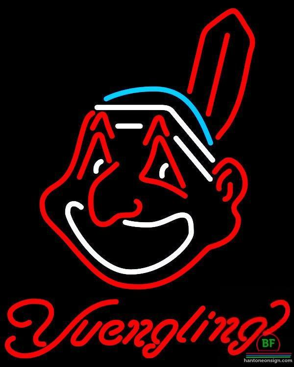 Yuengling Cleveland Indians Neon Sign MLB Teams Neon Light