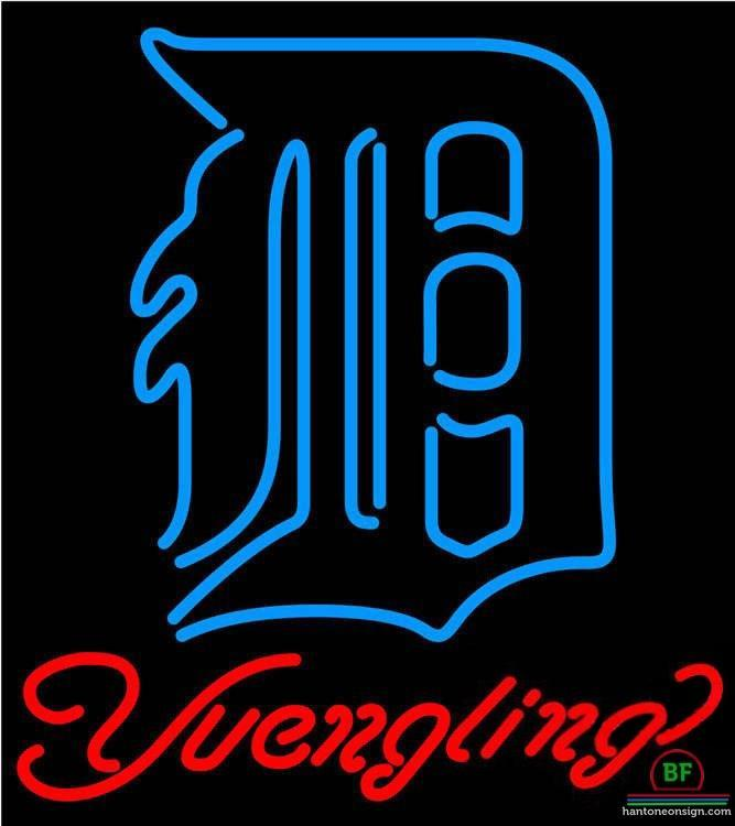 Yuengling Detroit Tigers Neon Sign MLB Teams Neon Light