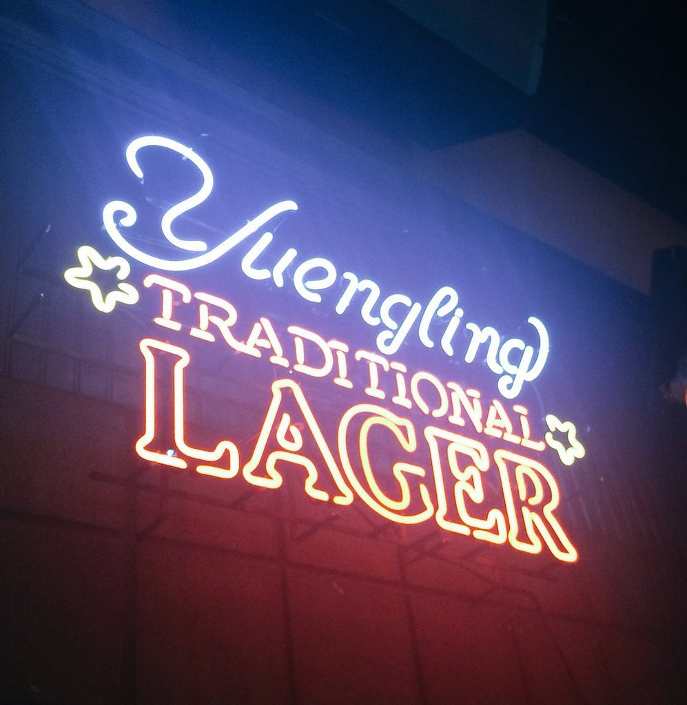 Yuengling Traditional Lager Neon Sign Real Neon Light