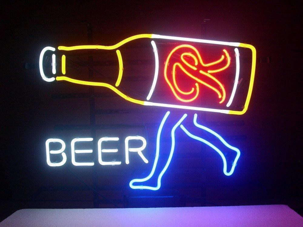 Rainier Beer Neon Sign – DIY Neon Signs – Custom Neon